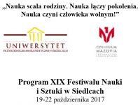 Więcej o: XIX Festiwalu...