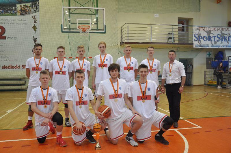 W tym roku szkolnym odbyła się VII edycja Pucharu Prezydenta Siedlecw Koszykówce chłopców.